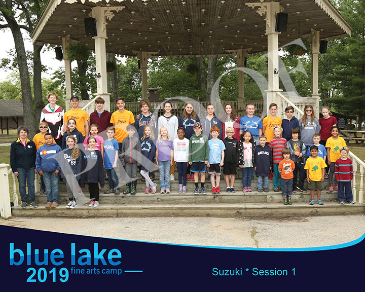 2019 - Suzuki Family Camp: Session 1