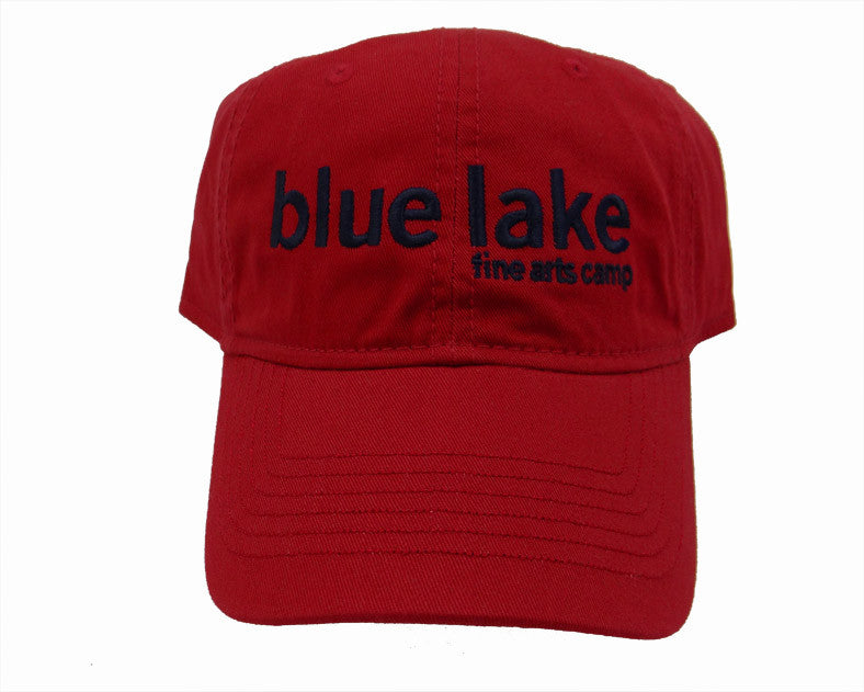 Blue Lake Ball Cap - Cardinal