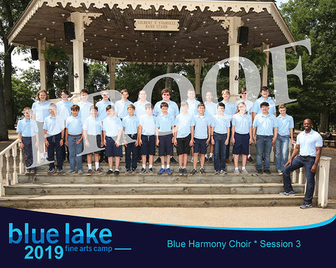 2019 - Blue Harmony Choir
