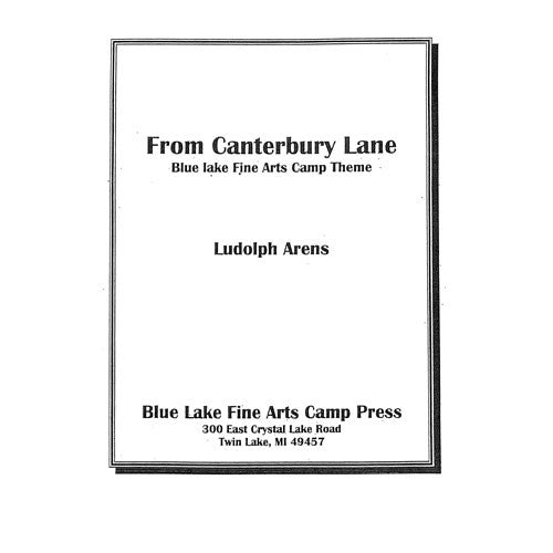 From Canterbury Lane - Ludolph Arens (Concert Band)