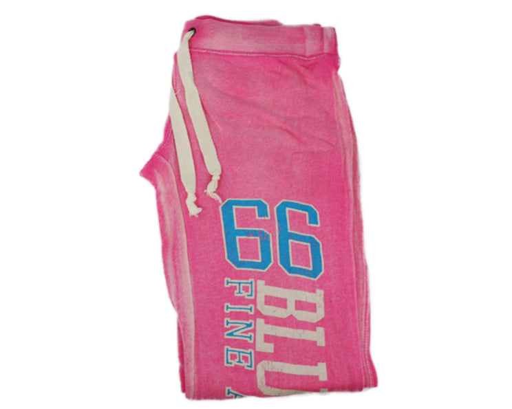 Pants - Angel Fleece Sanded Pants (Hyper Pink)