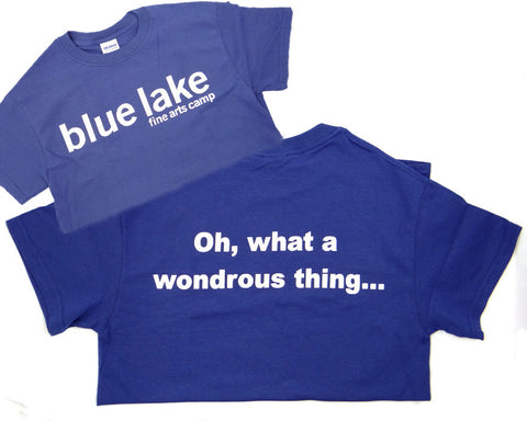 "Sayings Tees - ""Oh, what a wondrous thing..."""