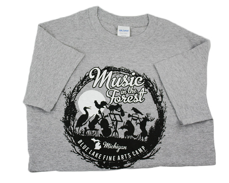 "Forest Tees - ""Music in the Forest"" (Youth)"