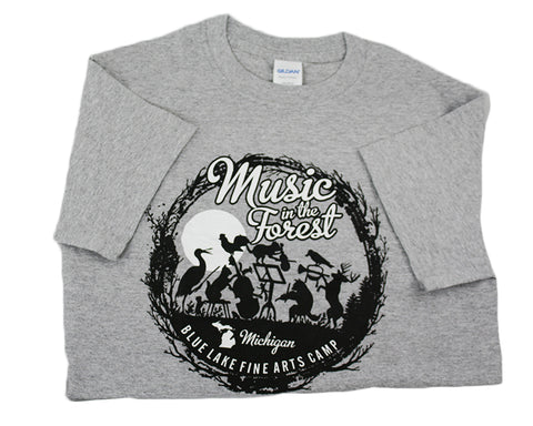 "Forest Tees - ""Music in the Forest"""