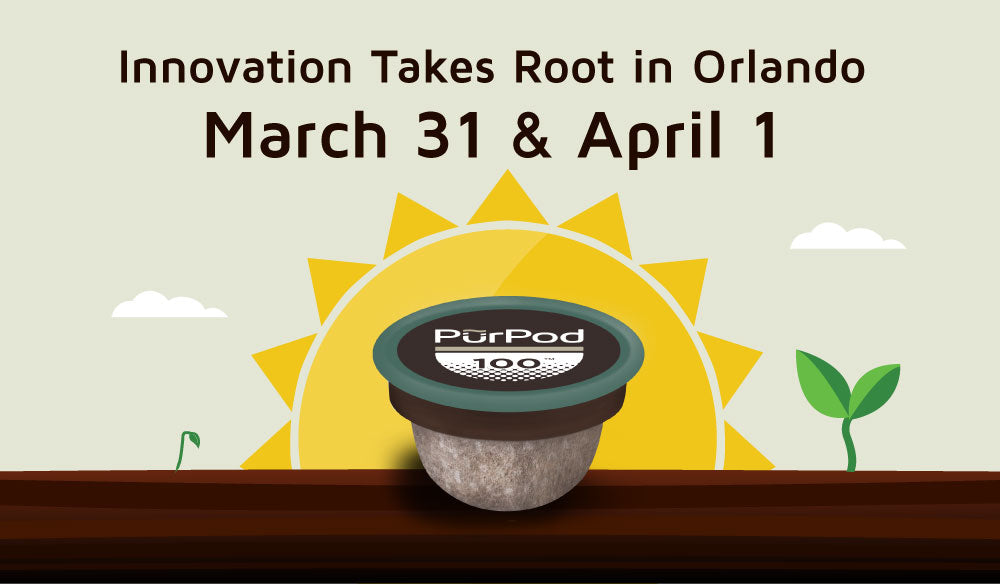 Club Coffee Presents At Innovation Takes Root Orlando
