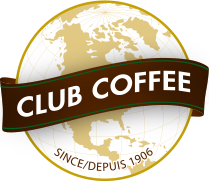 Club Coffee since/depuice 1906