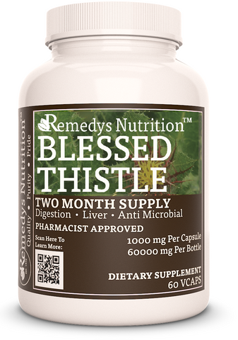 Blessed Thistle Capsules