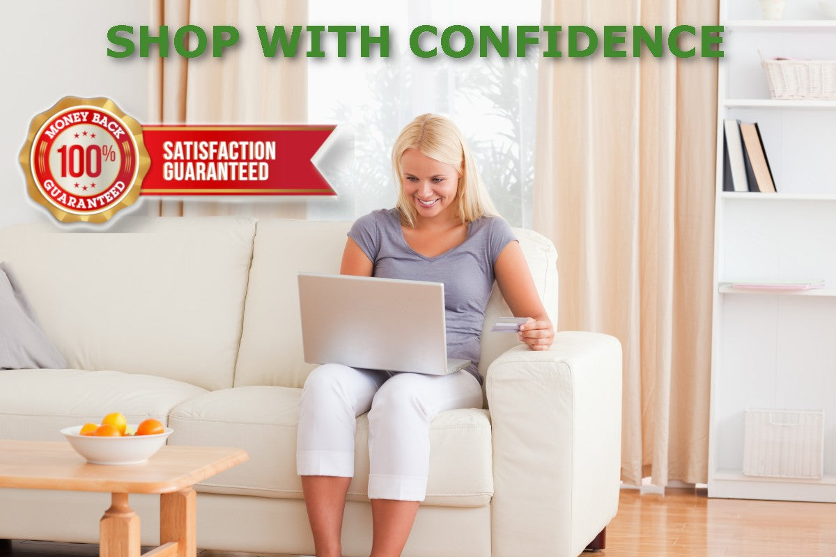 Shop With Confidence at Remedy's Nutrition