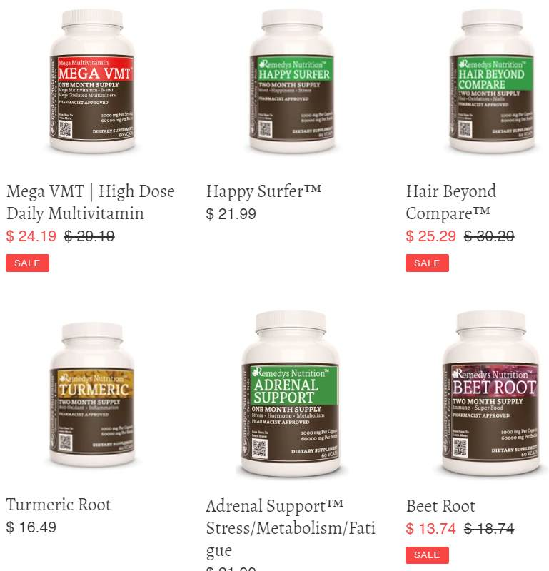 Subscribe & Save - Choose your Products