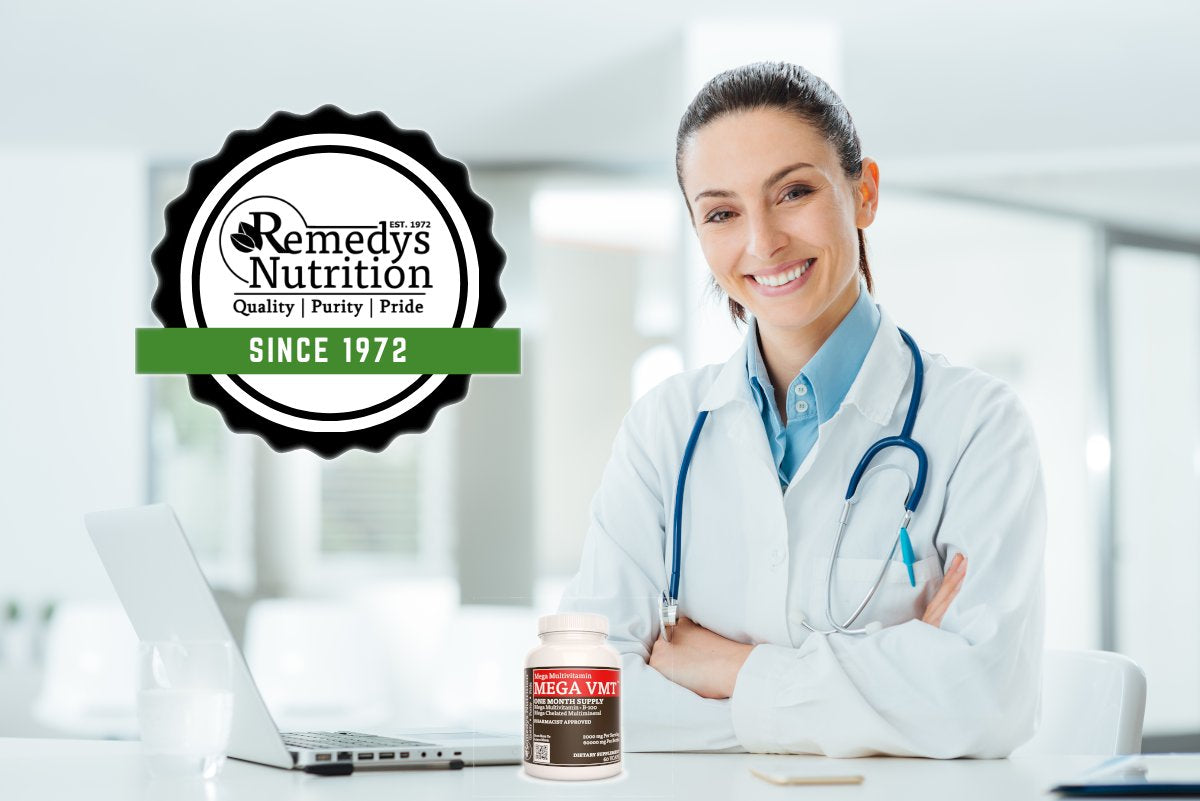 Remedy's Nutrition Team Doctors