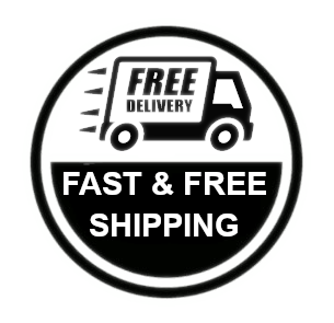 Free and Fast Shipping