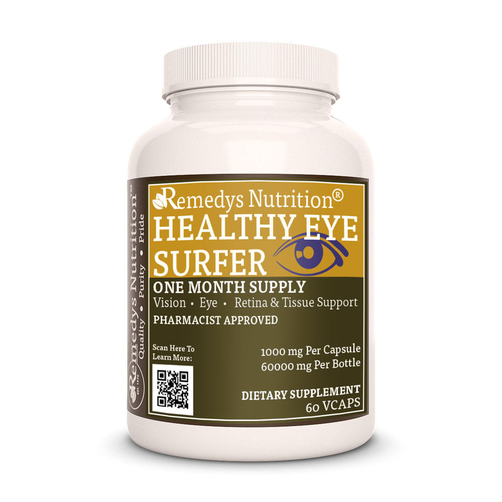 Remedy's Nutrition® Healthy Eye Surfer™ Capsules