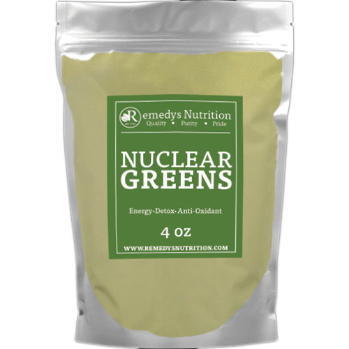 Nuclear Greens Powder