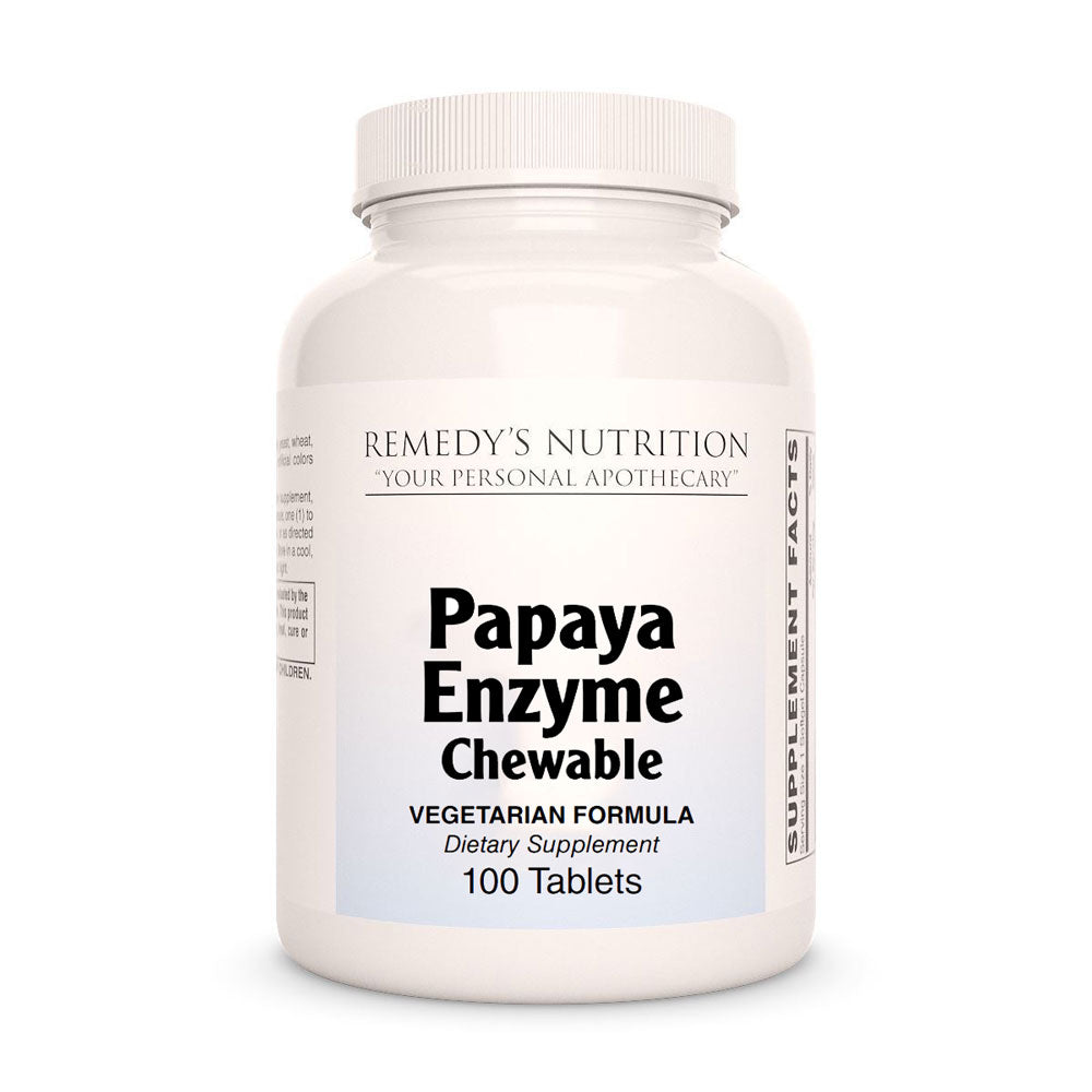 Papaya Enzyme Chewable Tablets