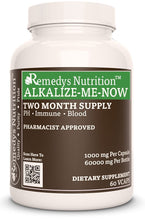 Load image into Gallery viewer, Alkalize Me Now™ Supplement Remedys Nutrition