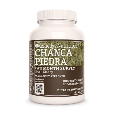 Chanca Piedra Supplement Remedys Nutrition