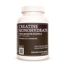 Load image into Gallery viewer, Creatine Monohydrate (Check Supplement Facts Box for a List of Organic Ingredients) Supplement Remedys Nutrition