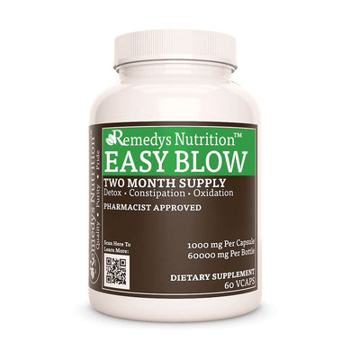 Easy Blow Supplement Remedys Nutrition