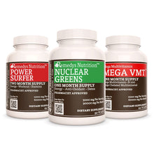 Load image into Gallery viewer, Fatigue Power Pack™ Power Pack Remedy's Nutrition