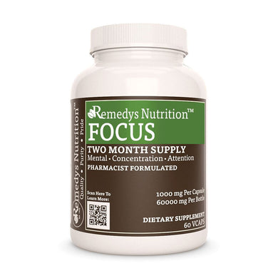 Focus™ Supplement Remedy's Nutrition