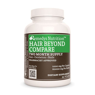Hair Beyond Compare™ Supplement Remedys Nutrition