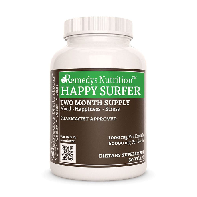 Happy Surfer™ Supplement Remedys Nutrition
