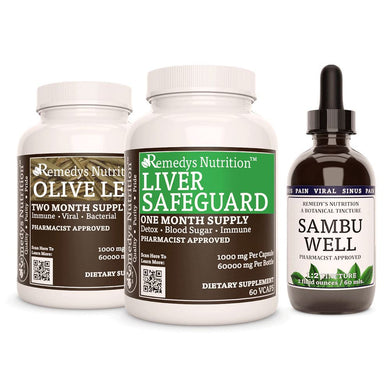 Liver Health Power Pack Power Pack Remedy's Nutrition