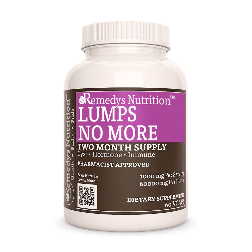 Remedy's Nutrition® Lumps No More™ Capsules