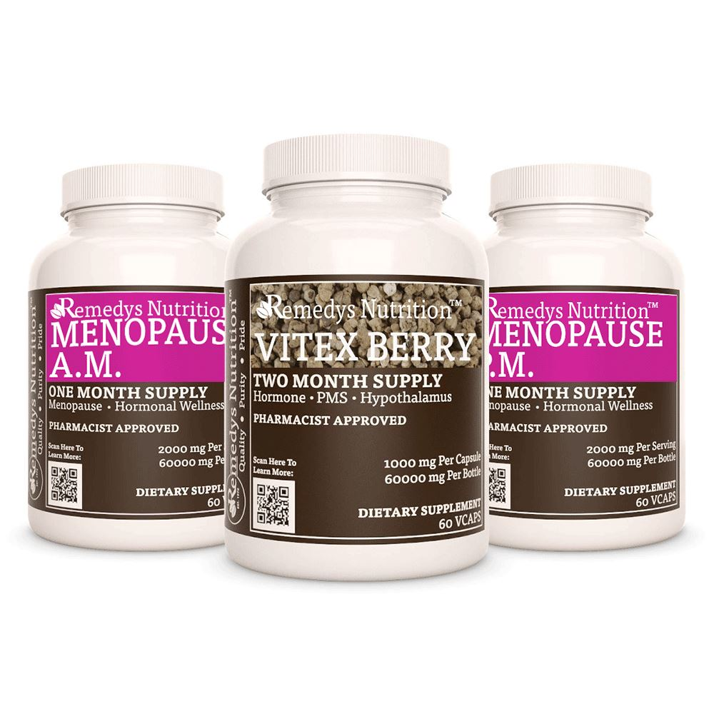 Menopause & Sleep Power Pack Power Pack Remedys Nutrition