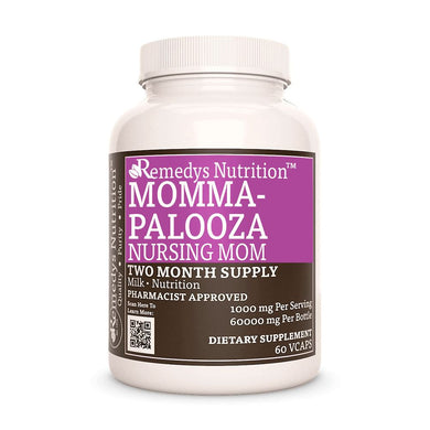 Mommapalooza Nursing Mom™ Supplement Remedy's Nutrition