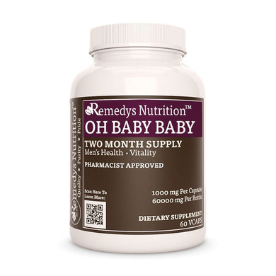 Oh Baby Baby™ Supplement Remedy's Nutrition