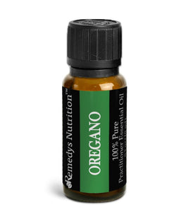 Oregano Blend Essential Oil 3 Dram / 10 mL Personal Care Remedy's Nutrition