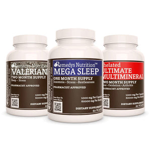 Power Pack Sleep™ Power Pack Remedy's Nutrition