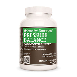 Pressure Balance™ Supplement Remedy's Nutrition
