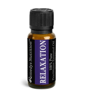 Relaxation Essential Oil 3 Dram / 10 mL Personal Care Remedy's Nutrition
