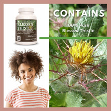 Load image into Gallery viewer, Blessed Thistle Capsules