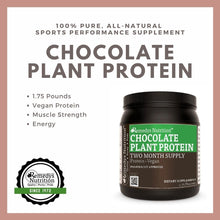 Load image into Gallery viewer, Plant Protein - Chocolate