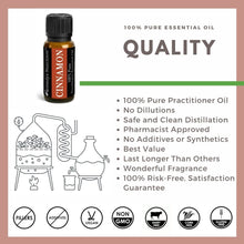 Load image into Gallery viewer, Cinnamon Essential Oil 3 Dram / 10 mL
