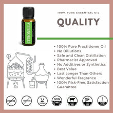 Load image into Gallery viewer, Citronella Essential Oil 3 Dram / 10 mL