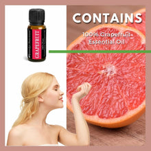 Load image into Gallery viewer, Grapefruit Essential Oil 3 Dram / 10 mL