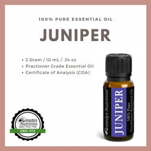 Load image into Gallery viewer, Juniper Berry Essential Oil 3 Dram / 10 mL