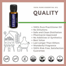 Load image into Gallery viewer, Lullaby Essential Oil 3 Dram / 10 mL