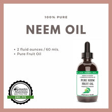 Load image into Gallery viewer, Neem Oil 2 oz