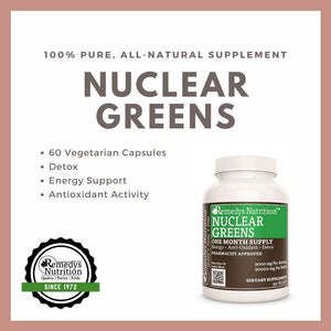 Nuclear Greens™ Capsules