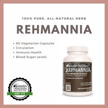 Load image into Gallery viewer, Rehmannia Root Capsules