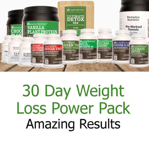 30 Day Weight Loss Power Pack
