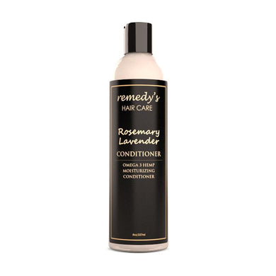 Rosemary Lavender Conditioner Remedy's Nutrition