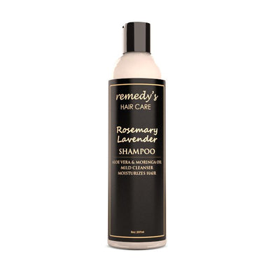 Rosemary Lavender Shampoo Remedy's Nutrition