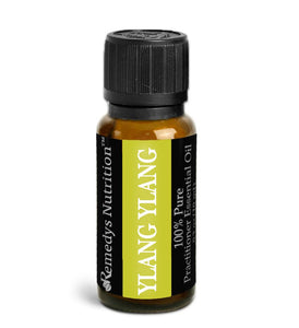 Ylang Ylang Essential Oil 3 Dram / 10 mL Personal Care Remedy's Nutrition