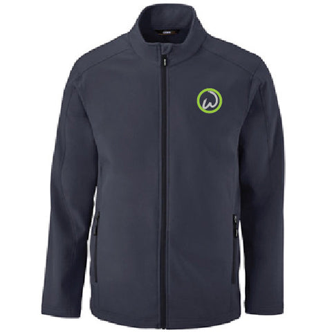 Wahlburgers Soft Shell Jacket